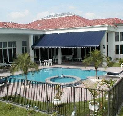 Mesa Awnings by Awnings Retractable Canvas Awnings Mesa Awnings
