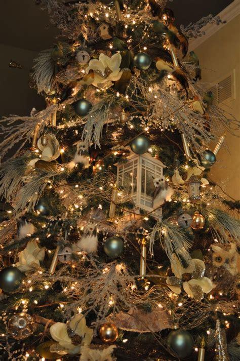 woodland christmas tree 2012 christmas pinterest