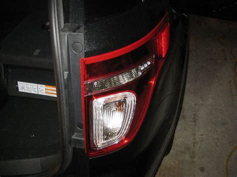 ford freestyle tail light replacement 1999 explorer ford tail light replacement instructions