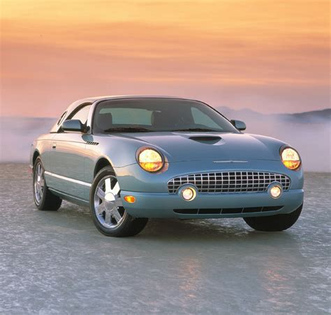 2002 ford thunderbird 2002 ford thunderbird blue