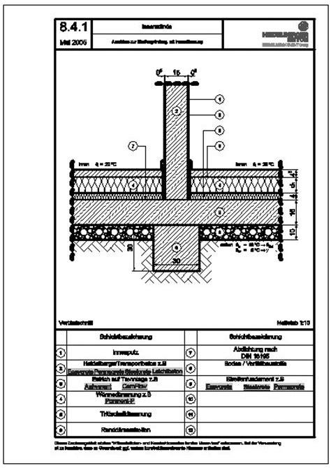beton innenwand cad detail innenw 228 nde heidelberger beton heinze de