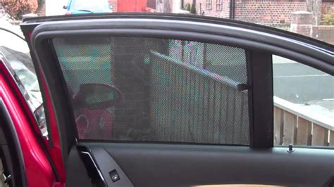 auto window blinds how to fit car sun blinds from www blinds4cars