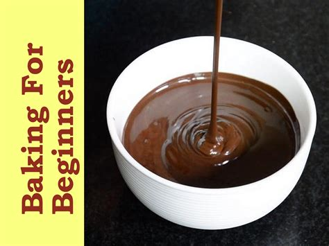 easy way of melting chocolate over the stove top how to melt chocolate basic tips cakes and
