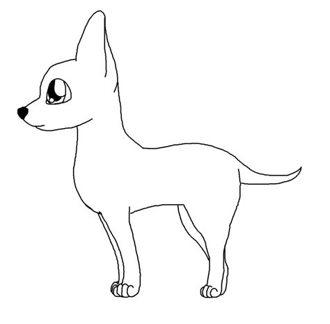 coloring pages chihuahua dogs chihuahua coloring page az coloring pages