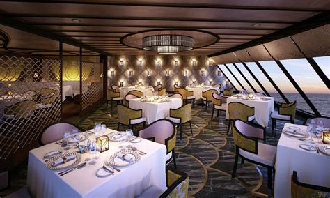 Colored Dining Room Chairs by New Regent Seven Seas Explorer Introduces French Specialty