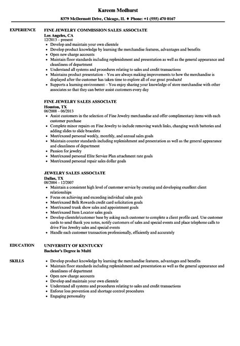resume retail sales associate resume samples
