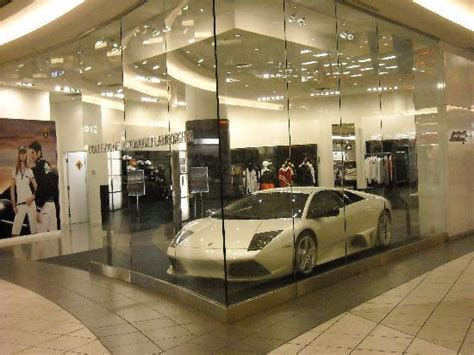 Lamborghini Store by Aberdeen Centre Richmond Columbia Hours