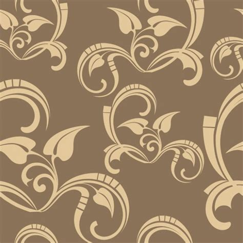 old pattern ai elegant floral seamless vector pattern background welovesolo