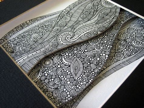 pattern art projects high school georgewashingtonart zentangle art