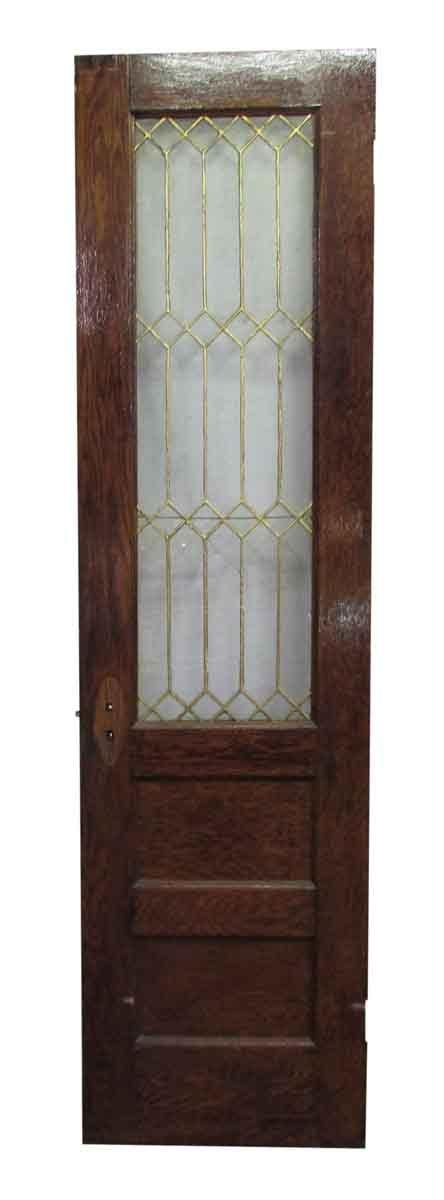 Half Glass Doors Interior Half Glass Door Olde Things