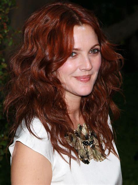 capelli a chi sta bene il rosso glamour it
