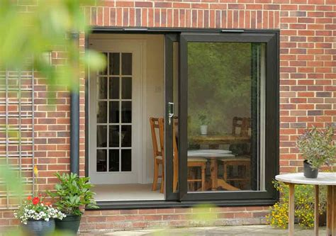 Patio Door Replacements Fascinating Aluminium Sliding Patio Doors Ideas Aluminum Frame Sliding Doors Aluminum Frame