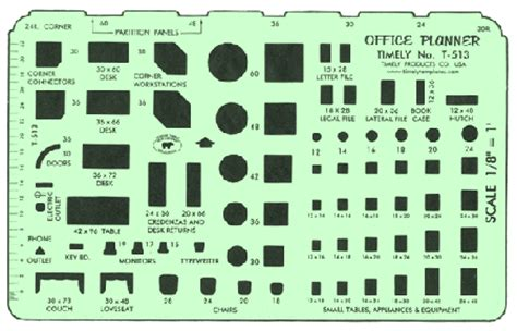 timely office planner template
