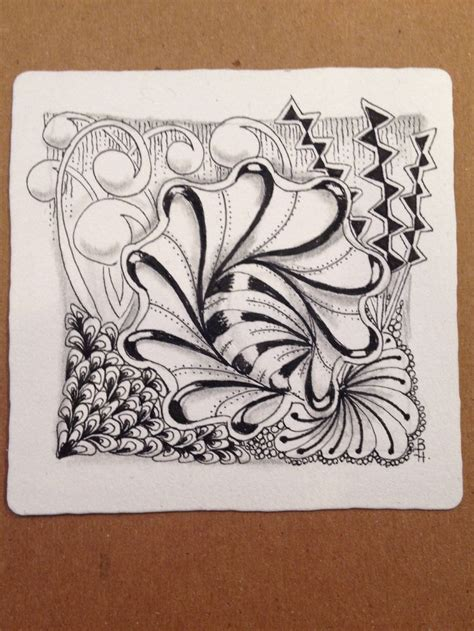 zentangle pattern xircus weekly challenge 152 zentangles tangled and doodles