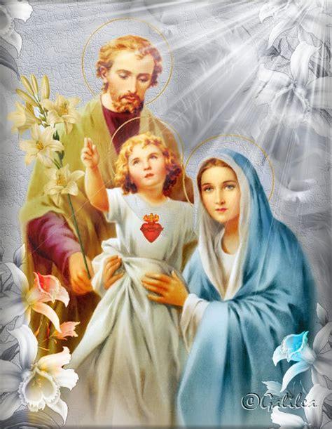 imagenes de la familia en cristo im 225 genes religiosas de galilea sagrada familia
