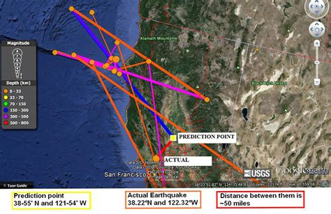 earthquake forecast 14 year old scientist predicted a major earthquake near