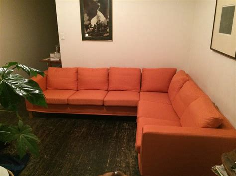 orange slipcover orange sofa slipcover orange heart pattern couch sofa