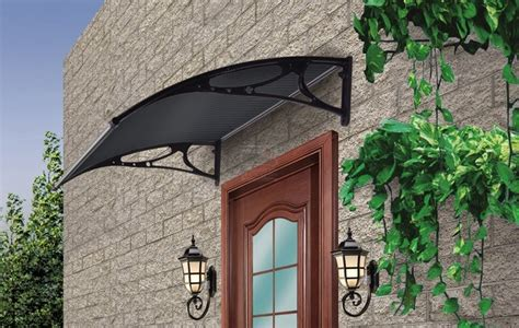 Patio Door Awning The Lindeman Outdoor Window Awning Cover 1500 X 800mm