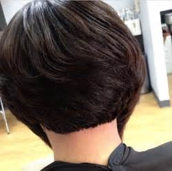 short bob hairstyles for black women back view hair
