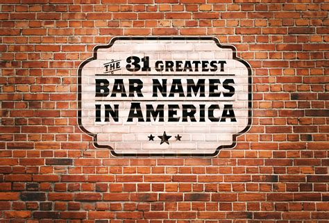 the 31 greatest bar names in america featuring jon taffer