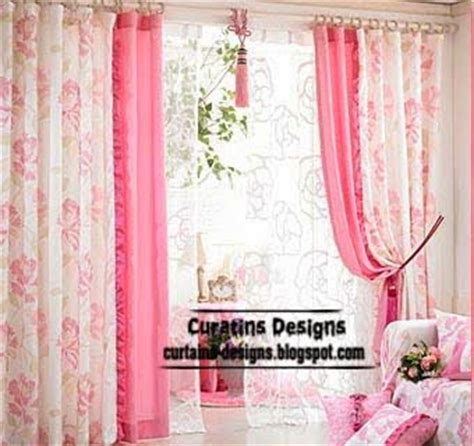 pink girls curtains top catalog of pink curtains for girls room unique designs