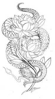 japanese snake tattoo designs japanese snake print