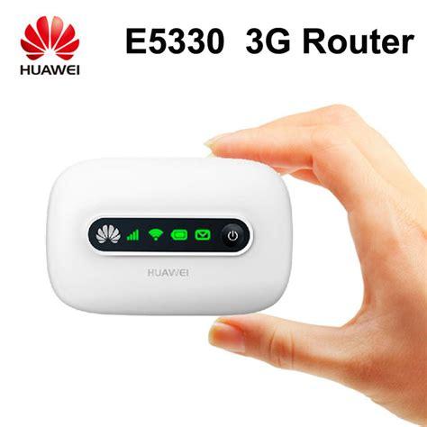 Modem Wifi Huawei E5330 unlocked huawei e5330 unlocked mobile 3g wifi router mifi hotspot 3g modem hspa