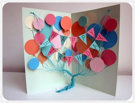 home made decorations for 37 birthday card ideas and images morning quote