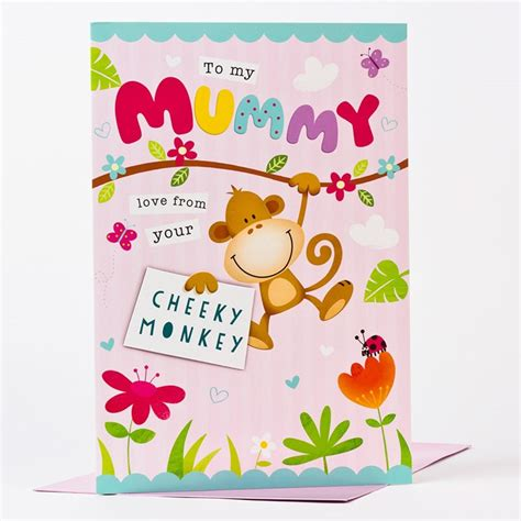 Birthday Cards To Giant Birthday Card To My Mummy Only 99p