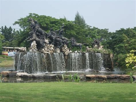 Garden Of The Ancients by Ancient Siam Museum In Bangkok Thousand Wonders