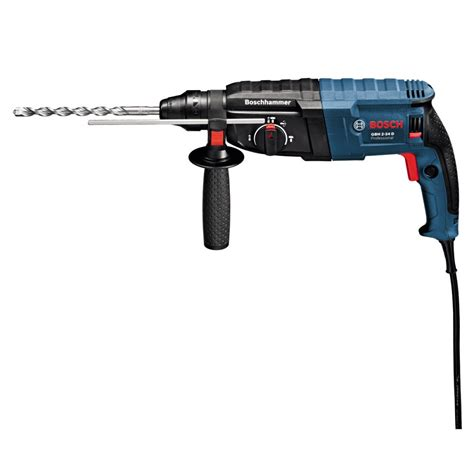 Bor Bosch Gbh 2 24 bosch gbh2 24d 2kg 3 funksjon 24mm sds borhammer