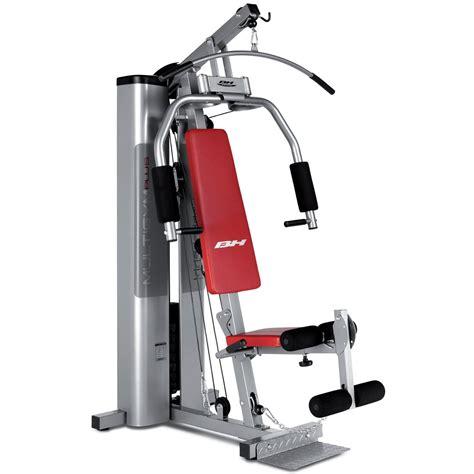bh fitness multi plus titanium review multi
