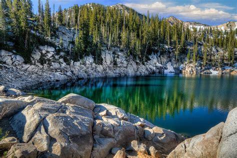Utah House Plans alpine lake photograph by utah images