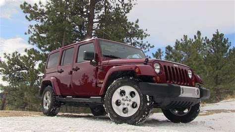 Fastest Jeep Wrangler 2013 Jeep Wrangler 0 60 Mph On Road Review Jeep