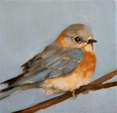 birds painting adele loomans