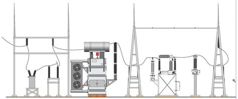 electrical power substation layout design and construction pdf image gallery substation layout