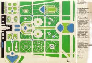plan du parc de versailles andr 233 le n 244 tre