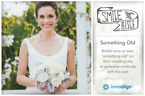Wedding Facts by Invisalign Wedding Smile The Aisle Wedding