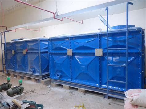 Tangki Panel Fiberglass Frp tangki fiberglass storage tank pt garuda jaya fiberindo
