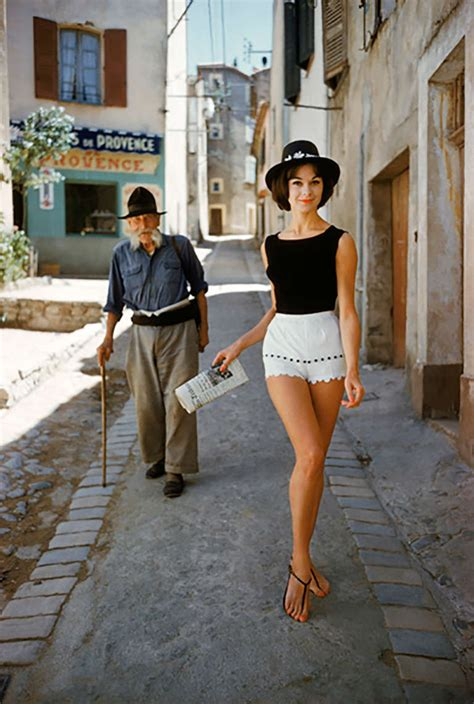 mark shaw st tropez model in shorts with admirer