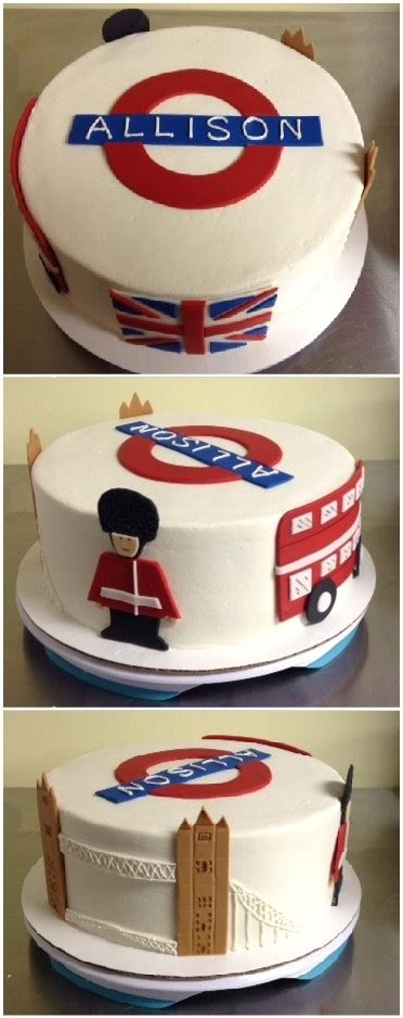 themed birthday cakes uk london themed cake buttercream with fondant accents