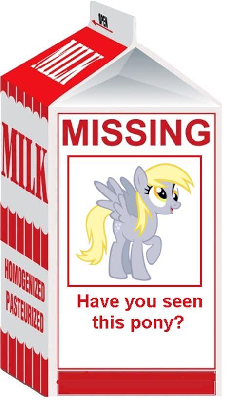 missing milk template 215336 derpygate derpy hooves mare milk