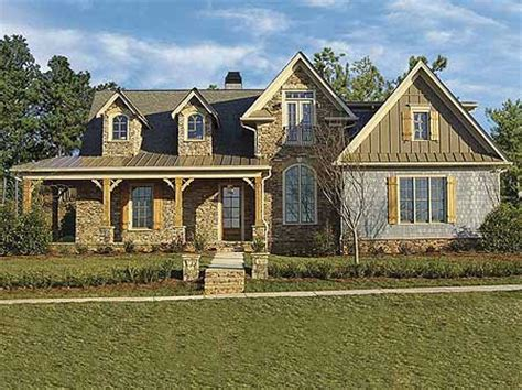 plan w15716ge stone farmhouse e architectural design