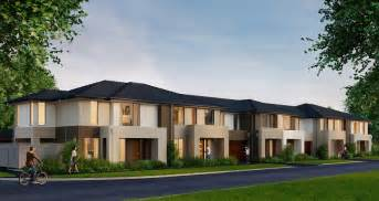 3 bedroom townhomes innovative townhouse designs 2 3 bedrooms townhomes by henley