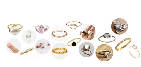Roundup: Non Diamond Engagement Rings   A Practical
