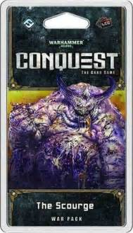 emaculum the scourge book 3 books warhammer 40k conquest lcg 9781616619503