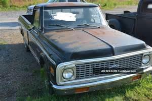 1972 c10 chevrolet