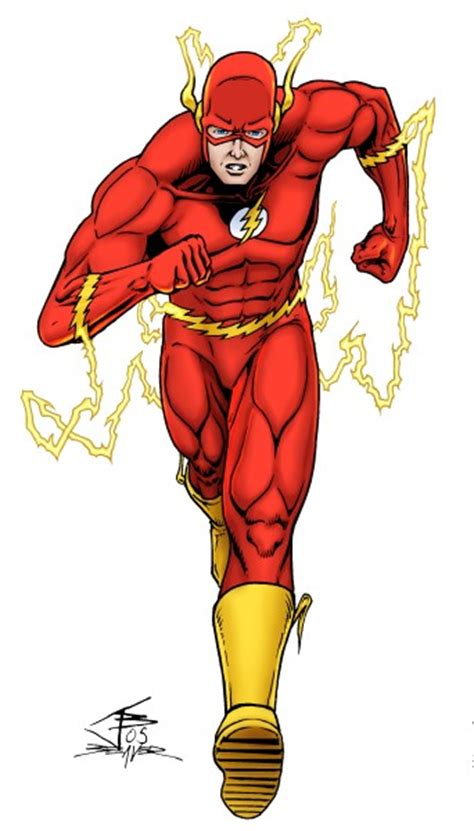 the flash colors the flash barry allen by primeop on deviantart