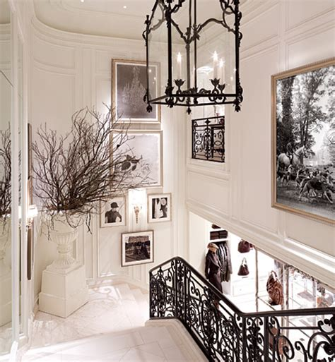 home design stores in new york unexpected interiors ralph lauren s new york flagship store
