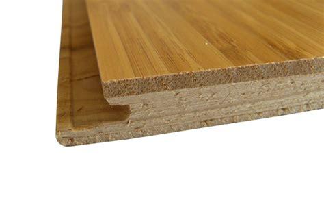 vertical caramel click lock bamboo glue less diy floors